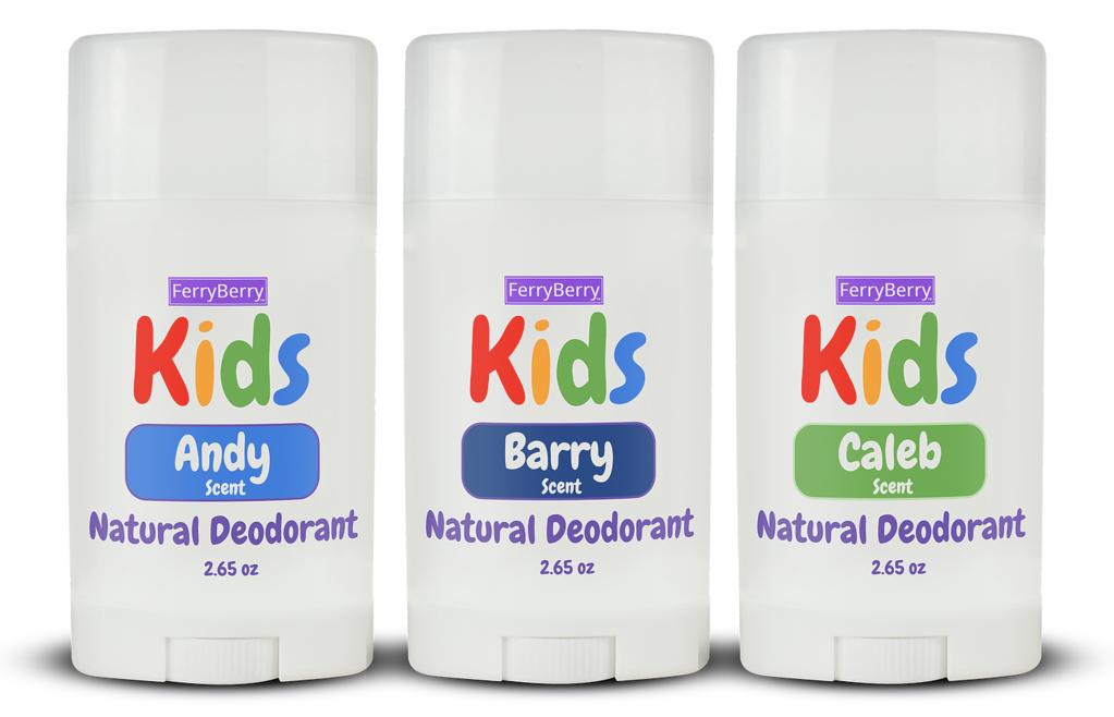 best deodorant for kids 2021