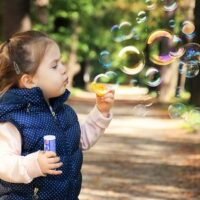 Five best bubble machines for kids