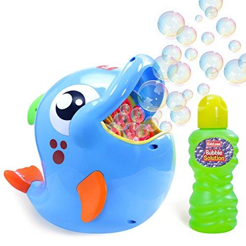 Five best bubble machines for kids